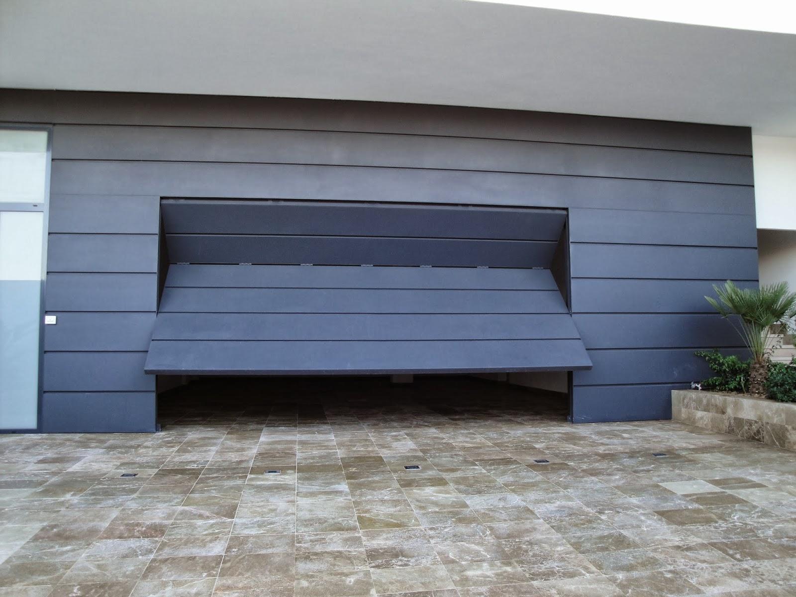 Puertas basculantes puertas de garaje en murcia frampe - Puertas de garaje basculantes precios ...