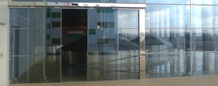 Puertas cristal puertas de garaje en murcia frampe - Puertas de garaje murcia ...